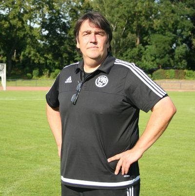 Unser Trainer Uwe Kilian
