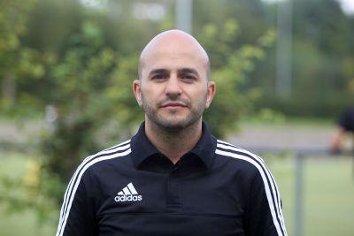 Unser Co-Trainer Reduan Azarkan