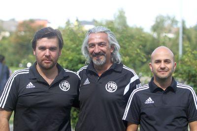Unser Trainerteam 2017/18
