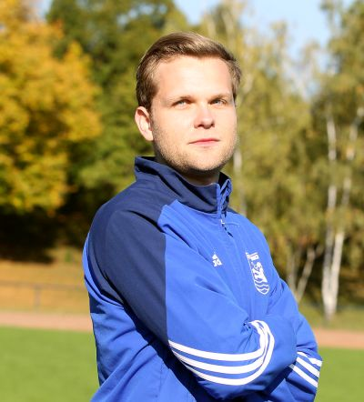 Unser Trainer Nico Sänger