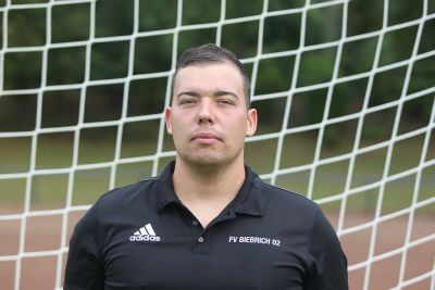 Unser Trainer Christian Bissinger