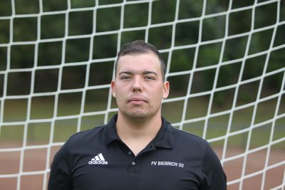 Unser Co-Trainer Christian Bissinger