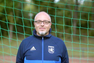Unser Trainer Salih Dik-Fesci