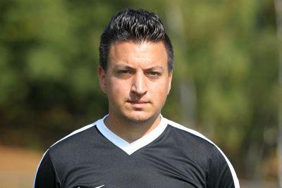 Unser Trainer Dennis Ahmed