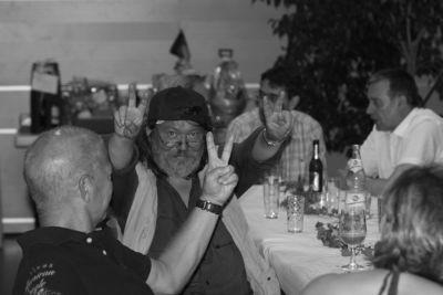 Hartmut feiert das halbe Jahrhundert