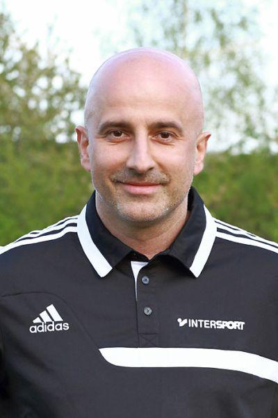 Unser Trainer Tomislav Brekalo
