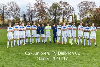 Unser Team 2016/17
