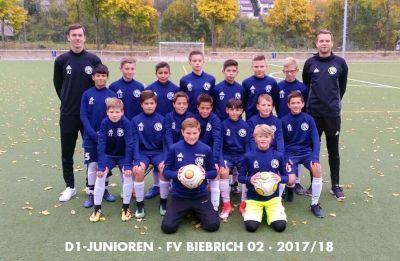 Unser Team 2017/18