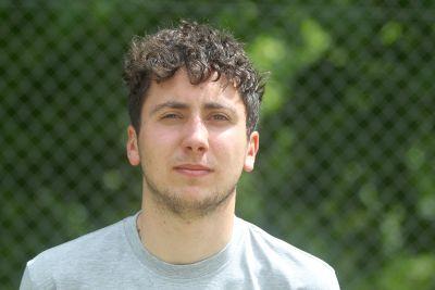Unser Trainer Lukas Steindorf