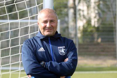 Unser Trainer Mehmet