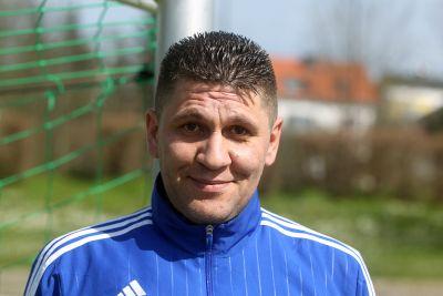 Unser Trainer Nenad