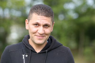 Unser Trainer Nenad Begic