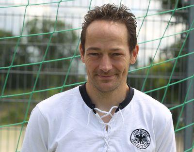 Unser Trainer Michael Lehmann