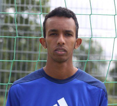 Unser Co-Trainer Trainer Mohamed