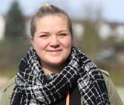 Unsere Trainerin Katharina Steindorf