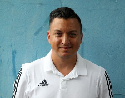 Unser Trainer Dennis Ahmed